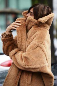 Bear up fur