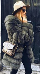Fur and hats