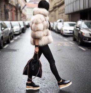 Sporty fur