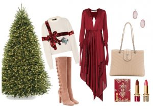 christmas dinner fashion ideas